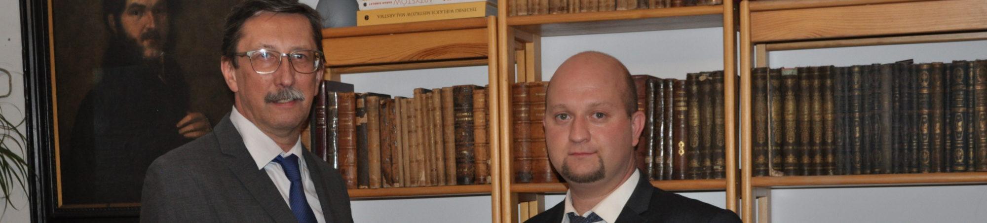 Konrad Michalski - wicestarosta legionowski